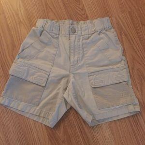 Boys XS Columbia PFG khaki shorts! GUC! No stains!